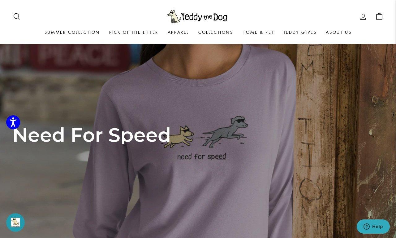 Teddythedog.com 1