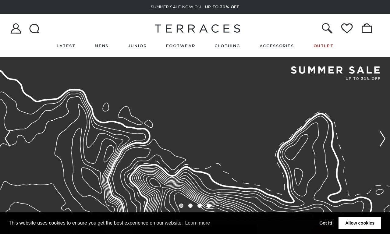 TerracesMenswear.co.uk 1
