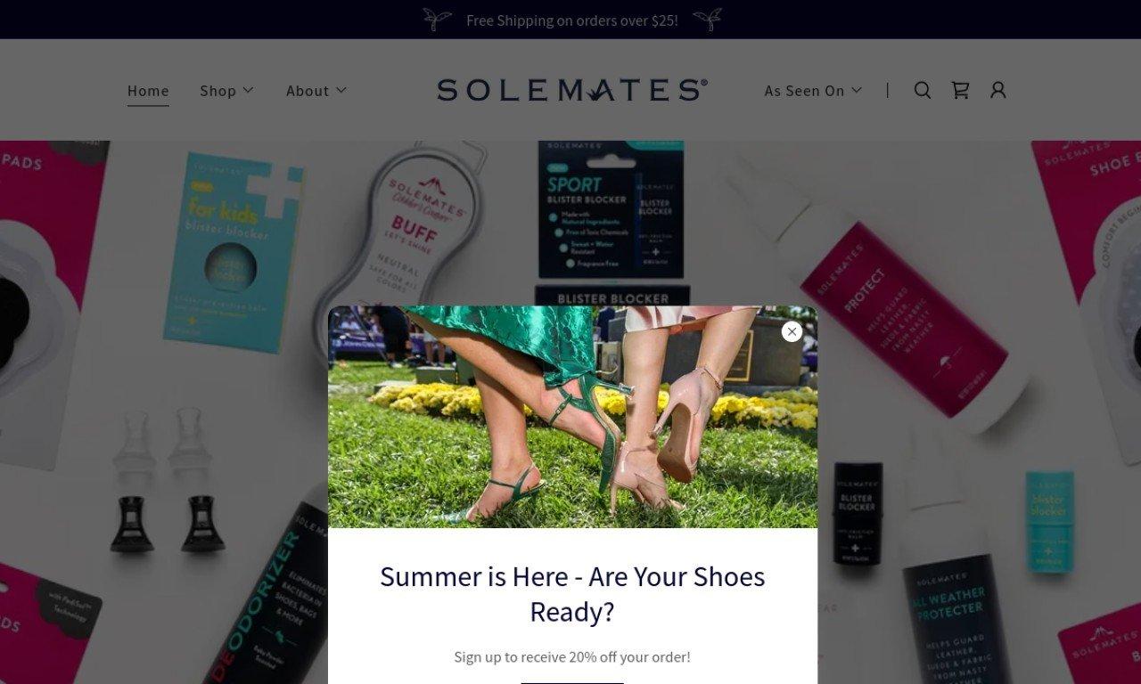 The sole mates.com 1