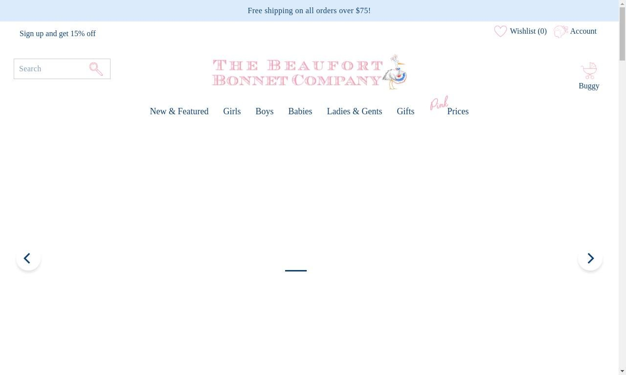 Thebeaufortbonnetcompany.com 1