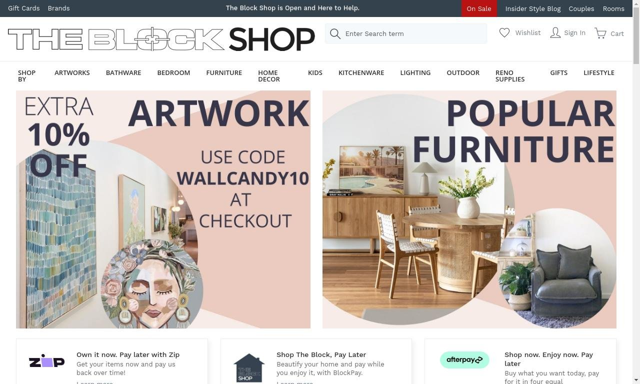 Theblockshop.com.au 1