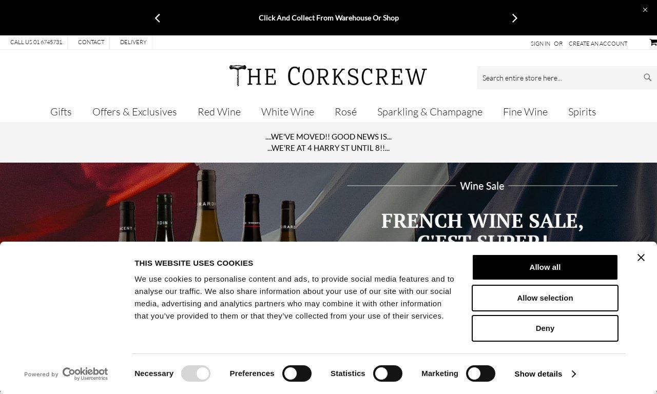 Thecorkscrew.ie 1