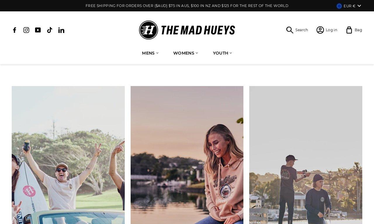 TheMadHueys.com 1
