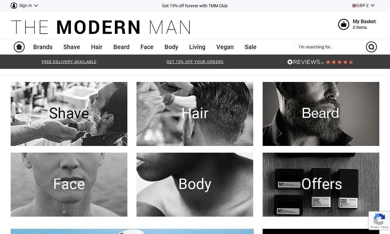 Themodernman.co.uk 1