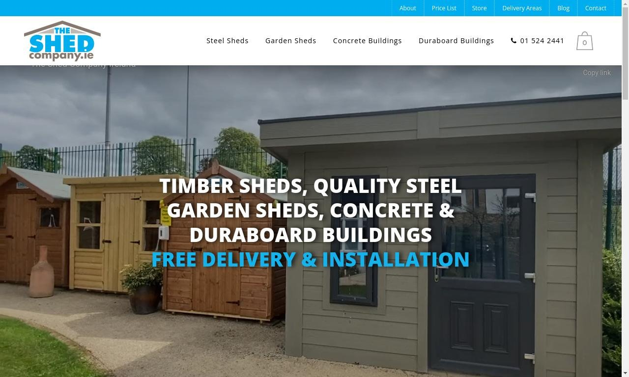 The shed company.ie 1