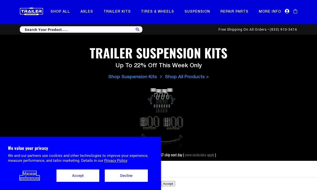 The trailer parts outlet.com 1