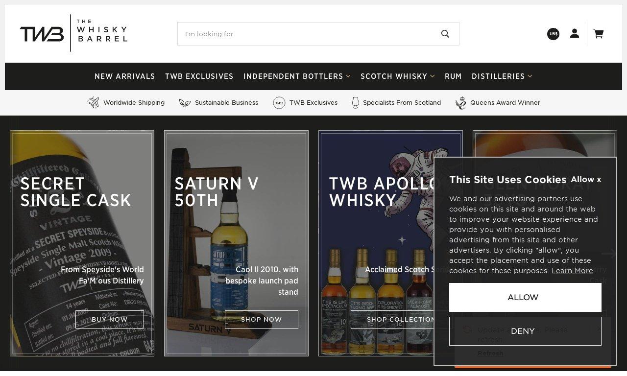Thewhiskybarrel.com 1