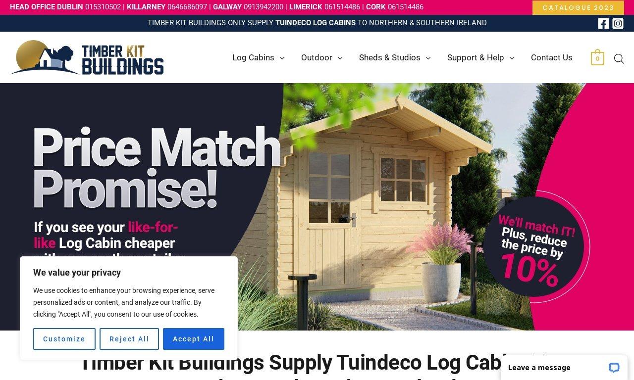 Timberkitbuildings.ie 1