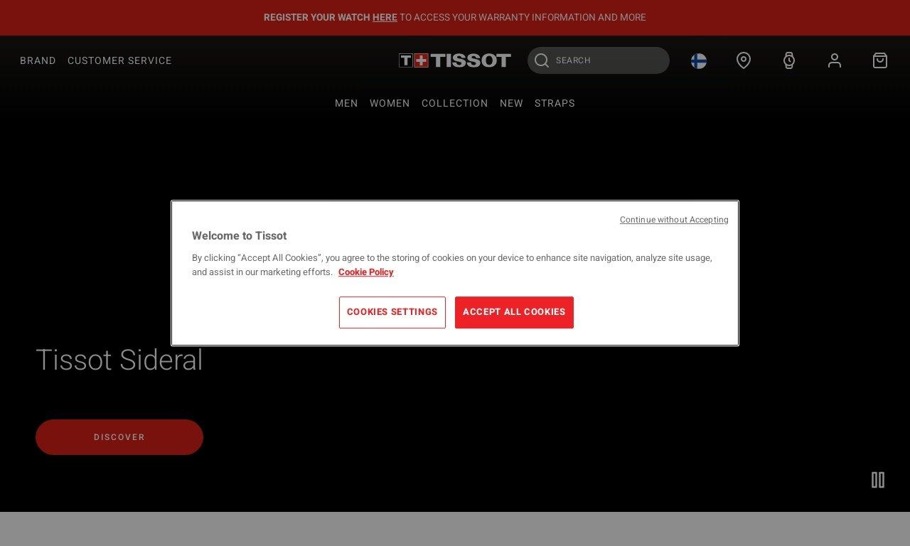 Tissot watches.com 1