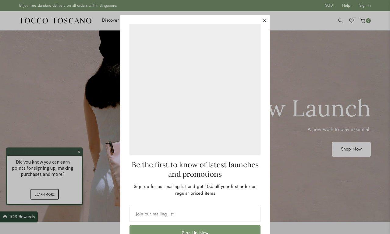 Toccotoscano.com 1