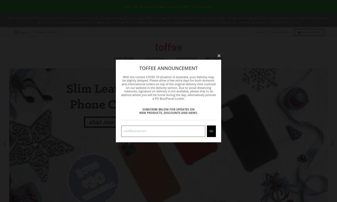 ToffeeCases.com 1