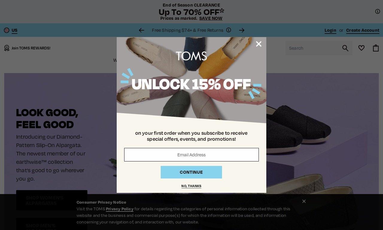 Toms.com 1