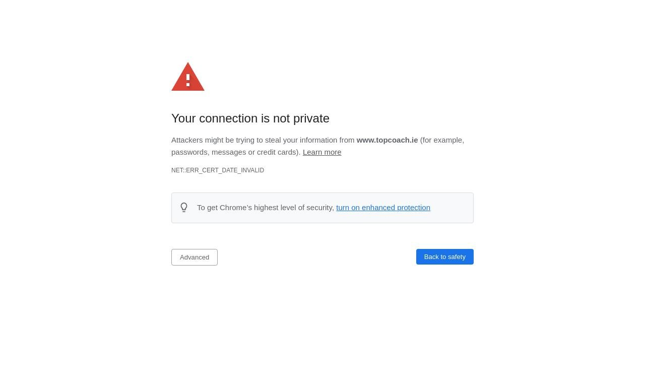 Topcoach.ie 1