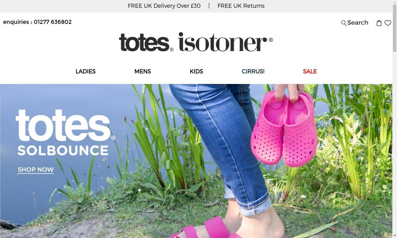 Totes.co.uk 1