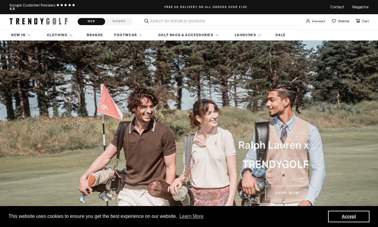 Trendygolf.com 1