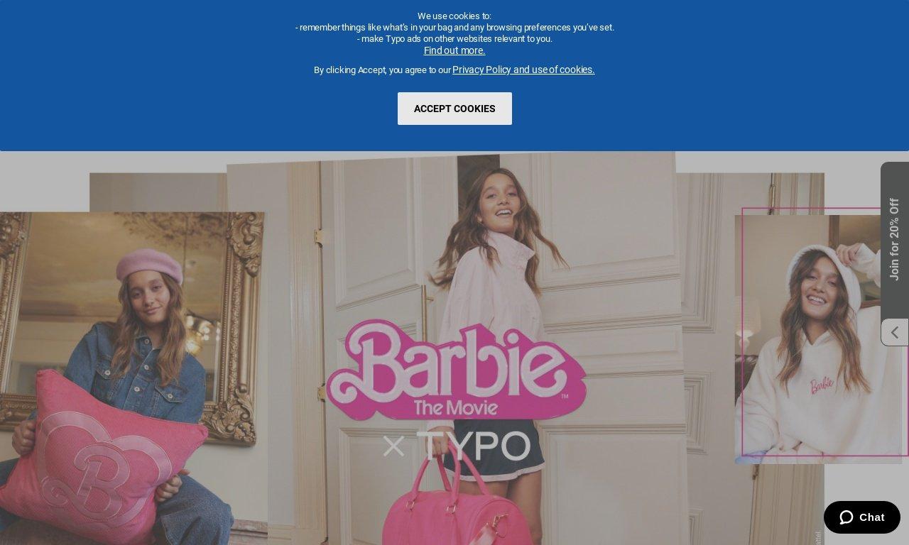 Typo.com 1