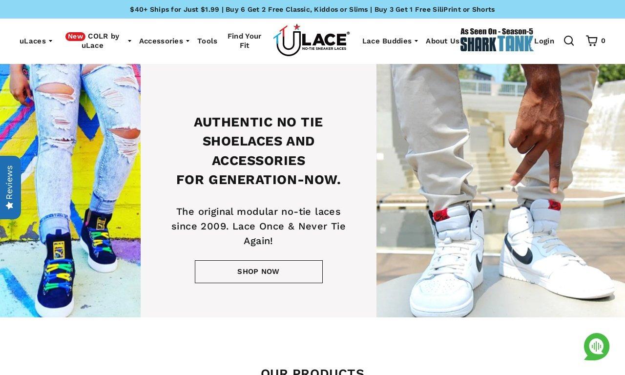 U-lace.com 1