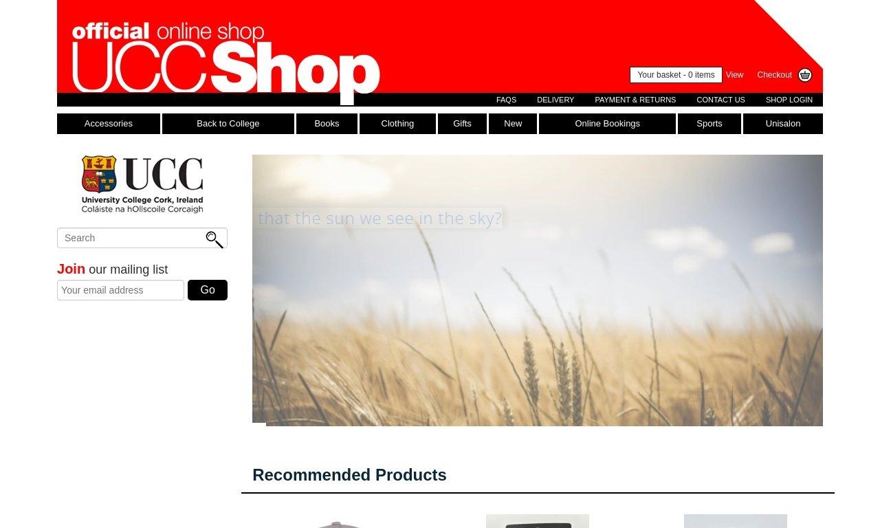 Uccshop.ie 1