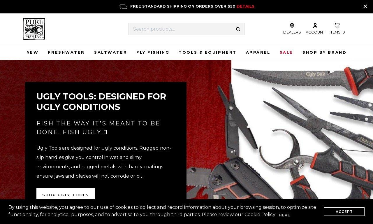 UglyStik.com 1