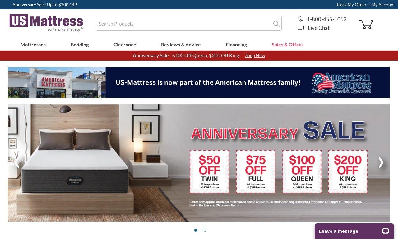 Us-mattress.com 1