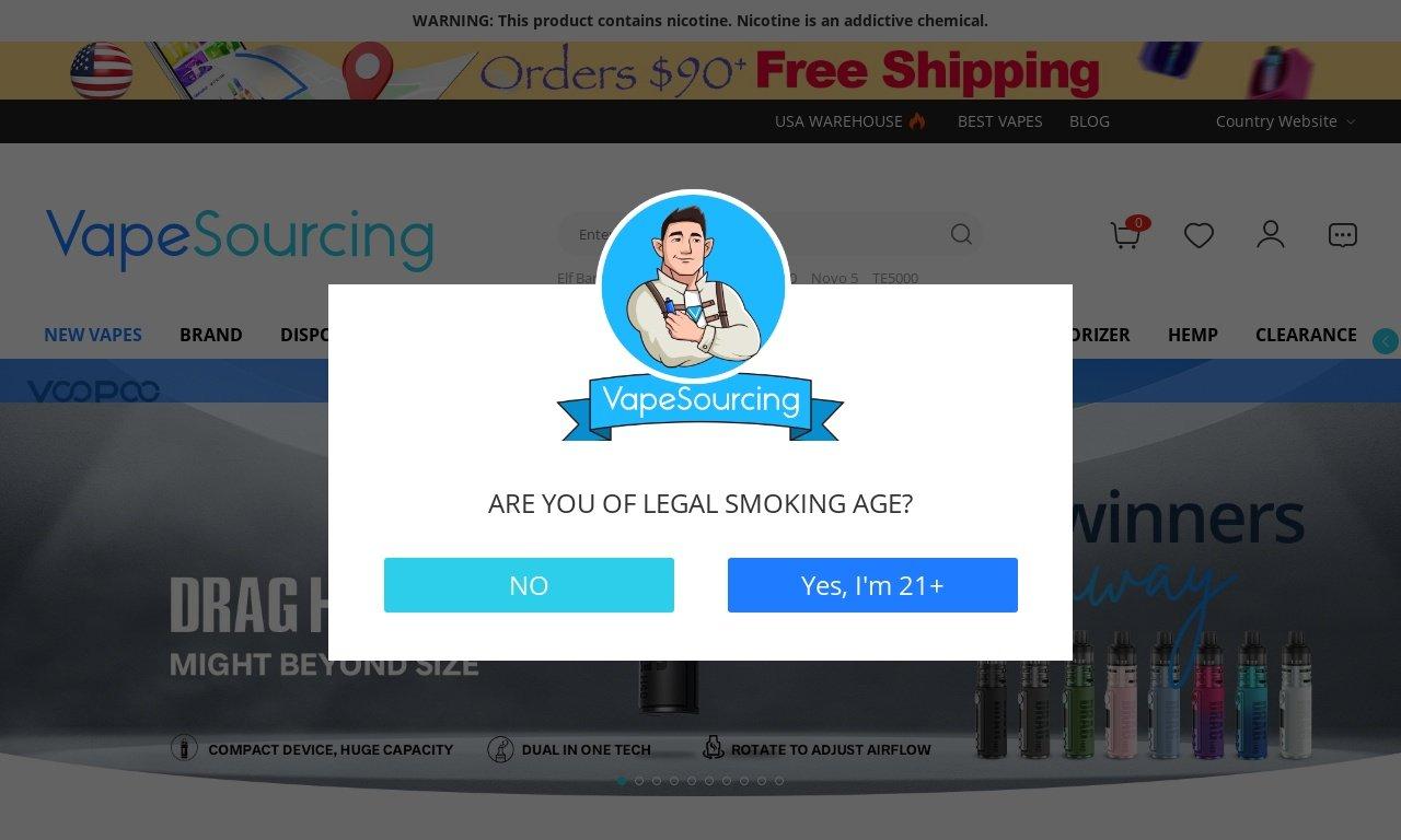 Vapesourcing.com 1