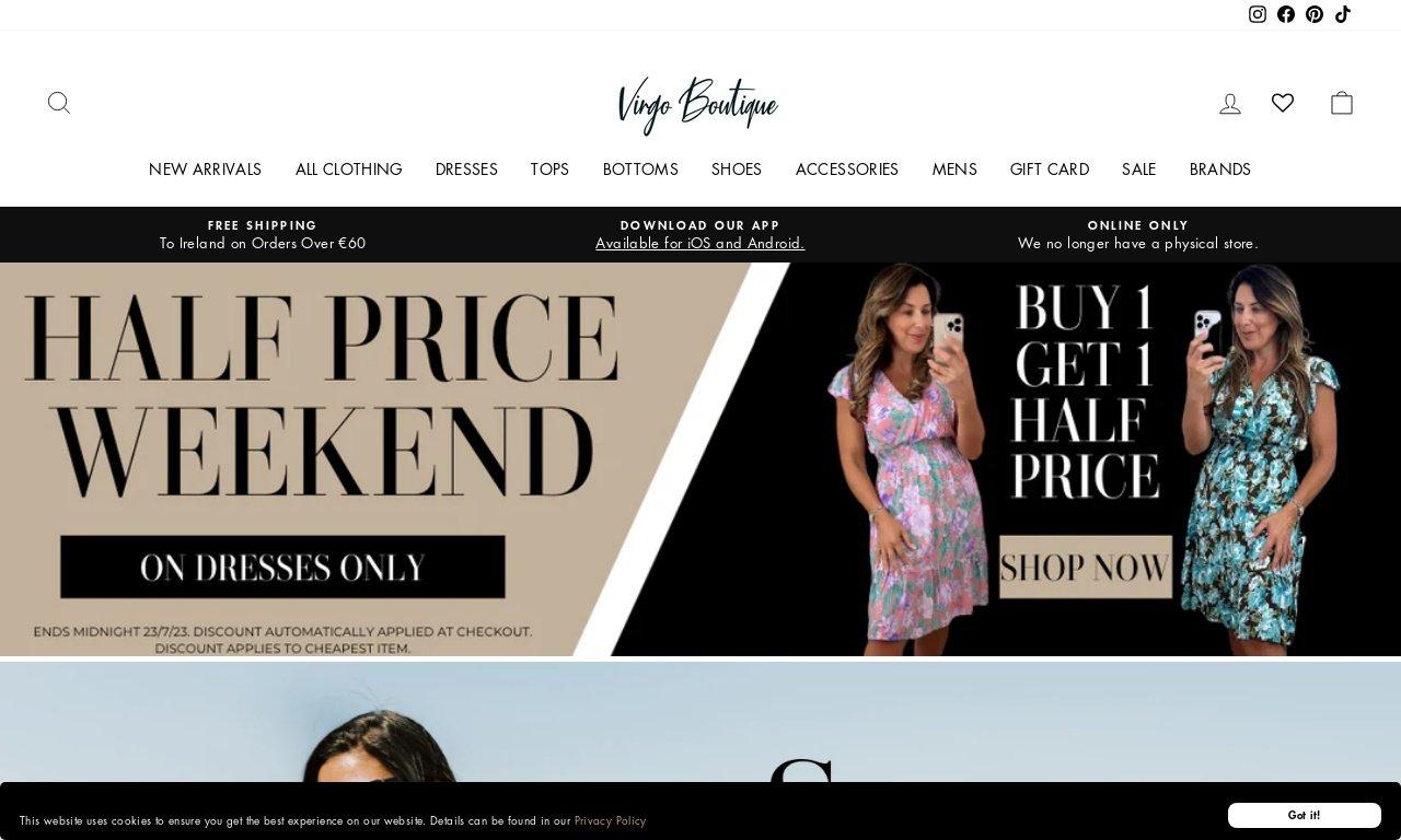 Virgo-boutique.com 1
