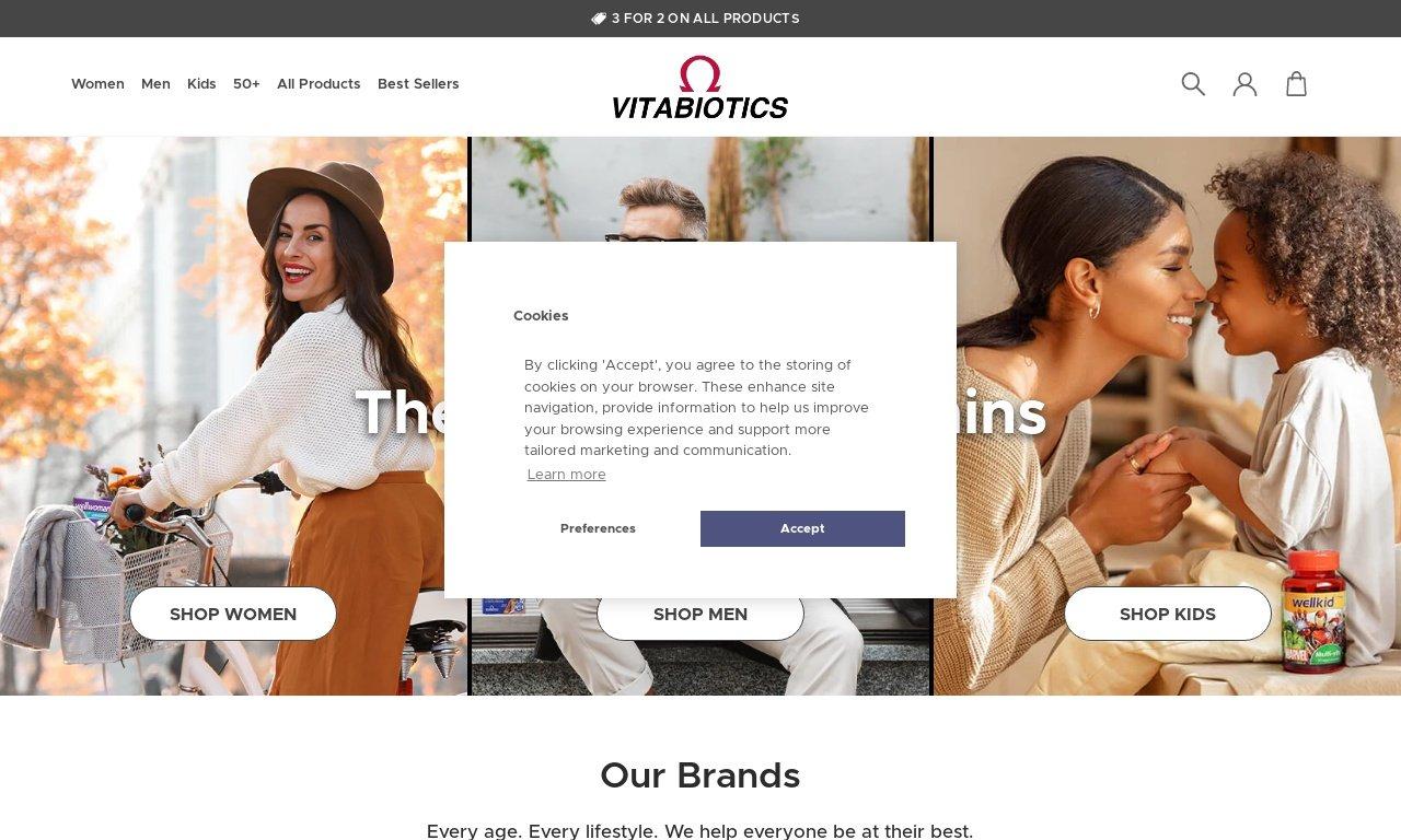 Vitabiotics.com 1