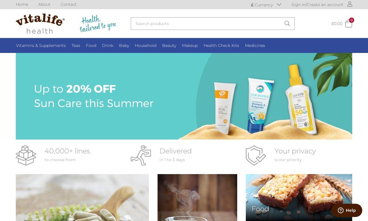 Vitalifehealth.com 1