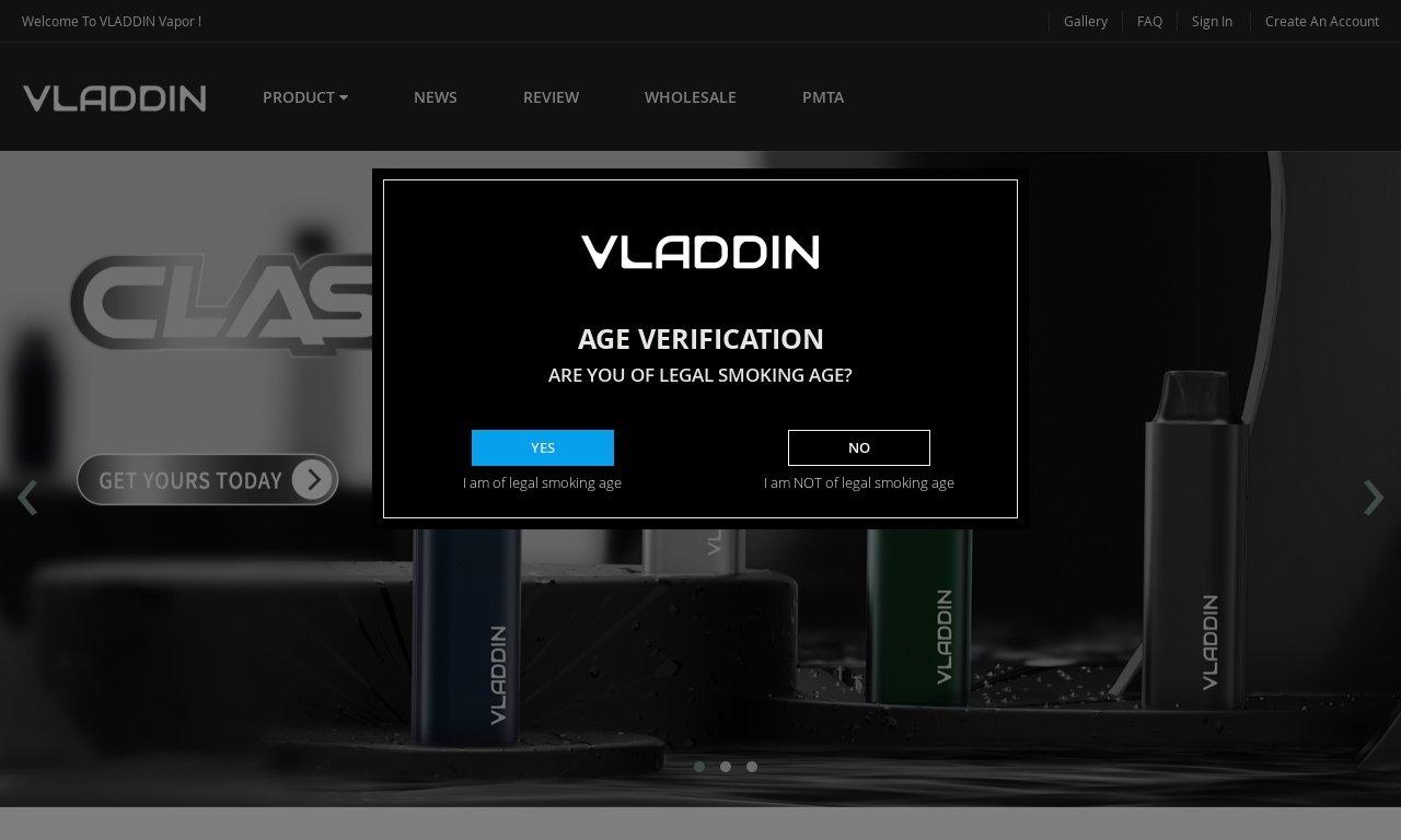 Vladdinvapor.com 1