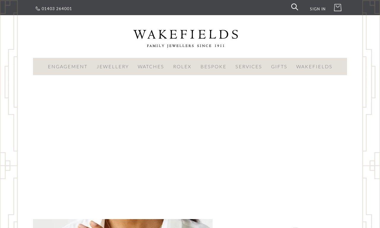 Wakefieldsjewellers.co.uk 1