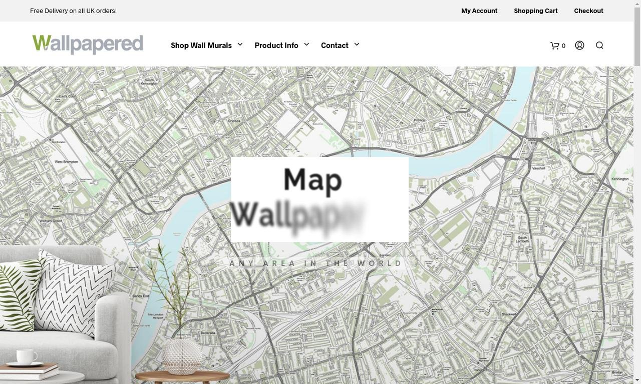 Wallpapered 1