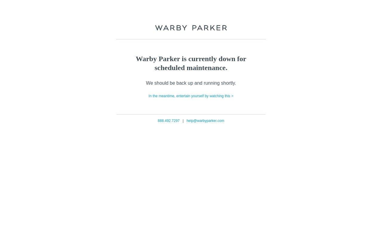 Warbyparker.com 1