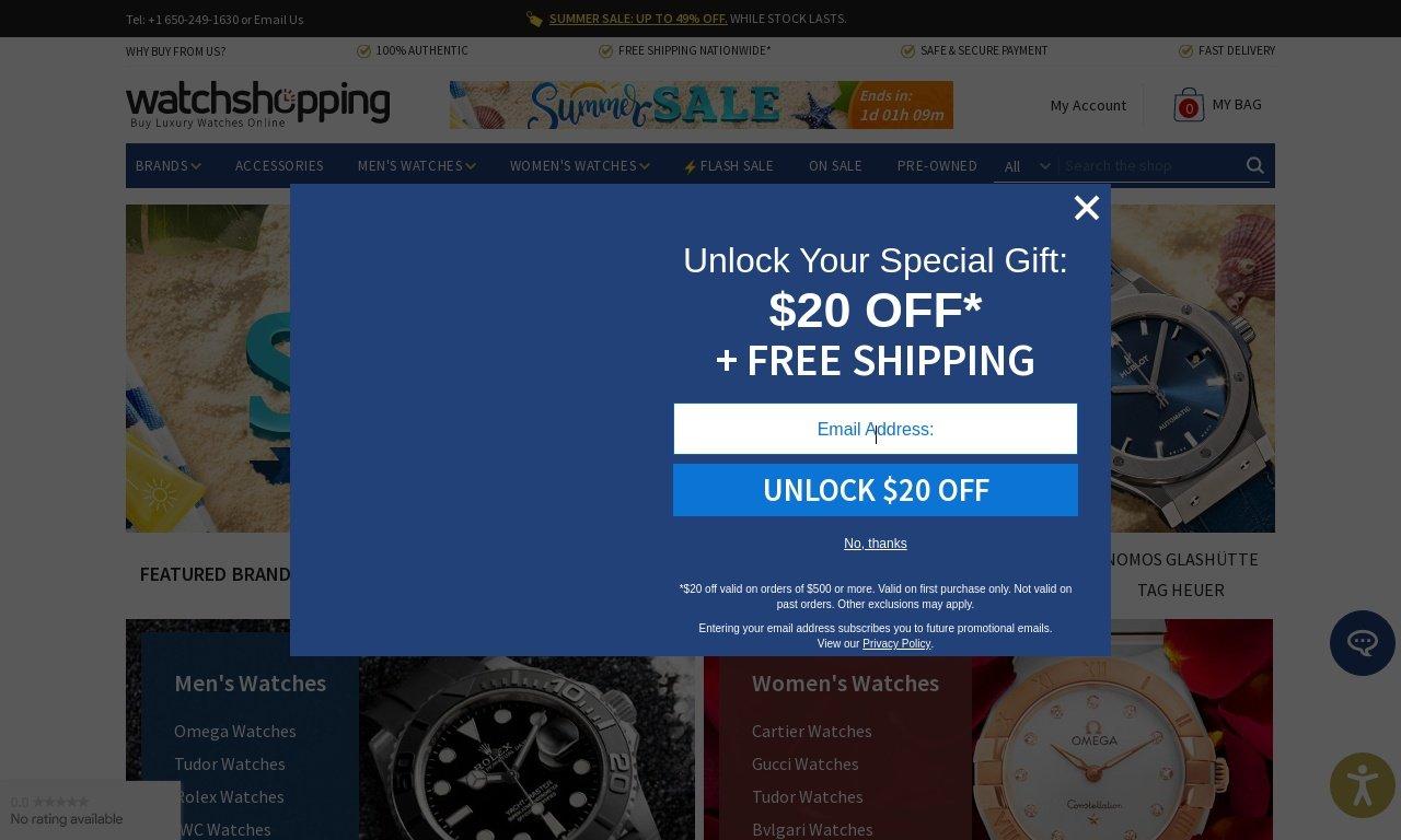 Watch shopping.com 1