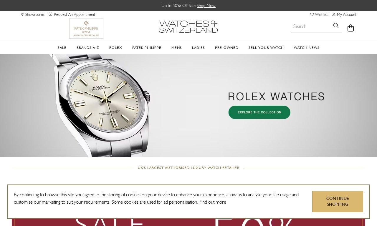 Watches-of-switzerland.co.uk 1