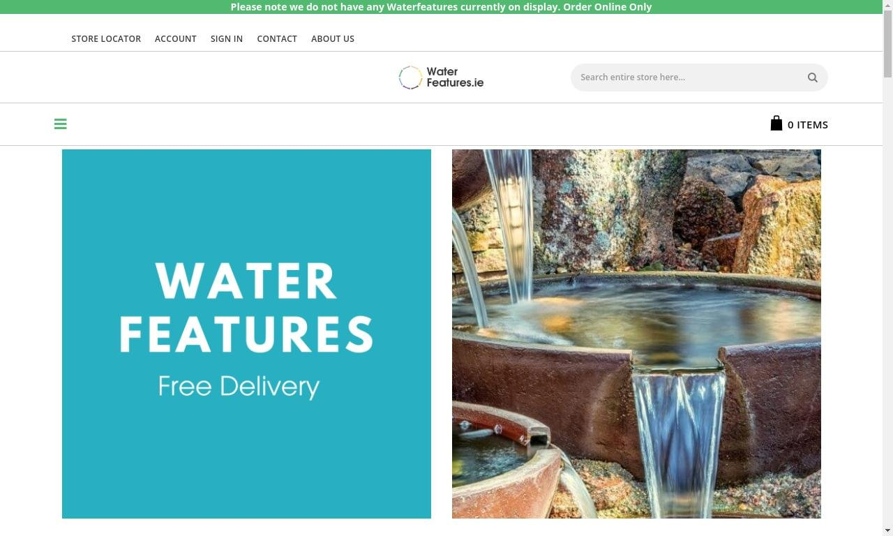 Waterfeatures.ie 1