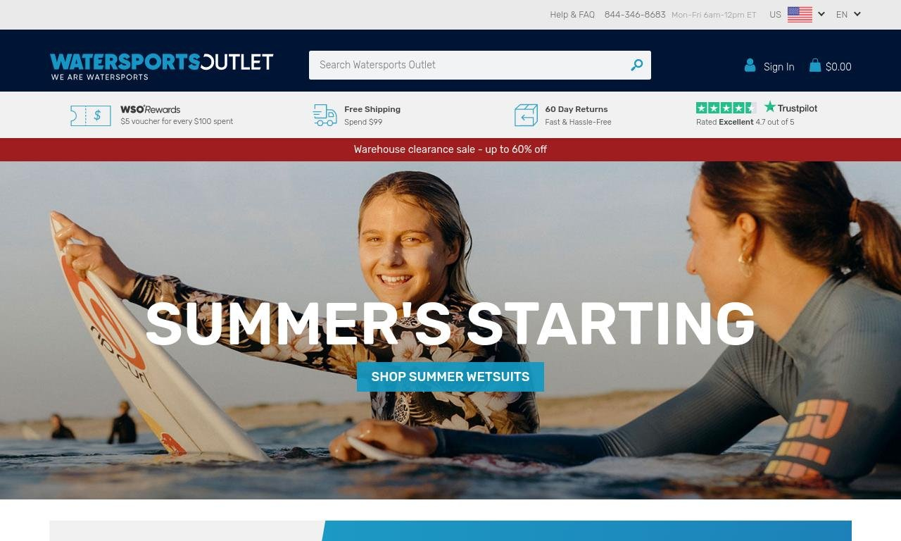Watersportsoutlet.com 1