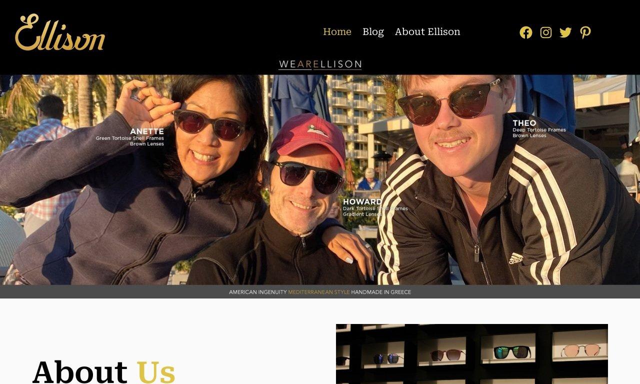 Wearellison.com 1