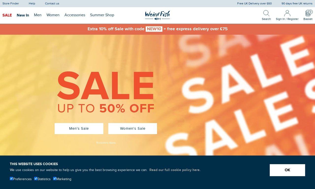 Weirdfish.co.uk 1