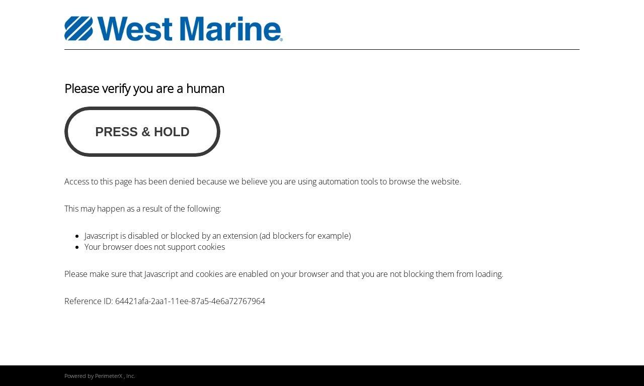 WestMarine.com 1