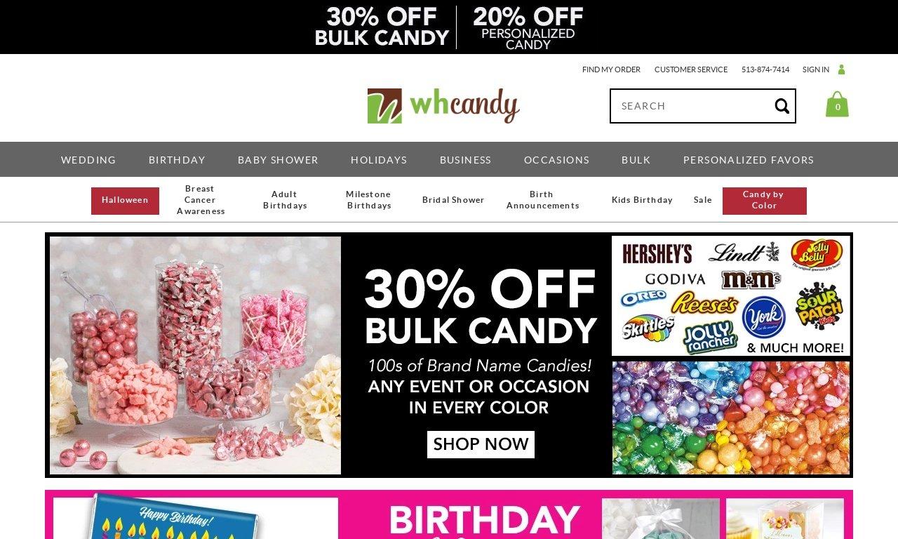 Whcandy.com 1