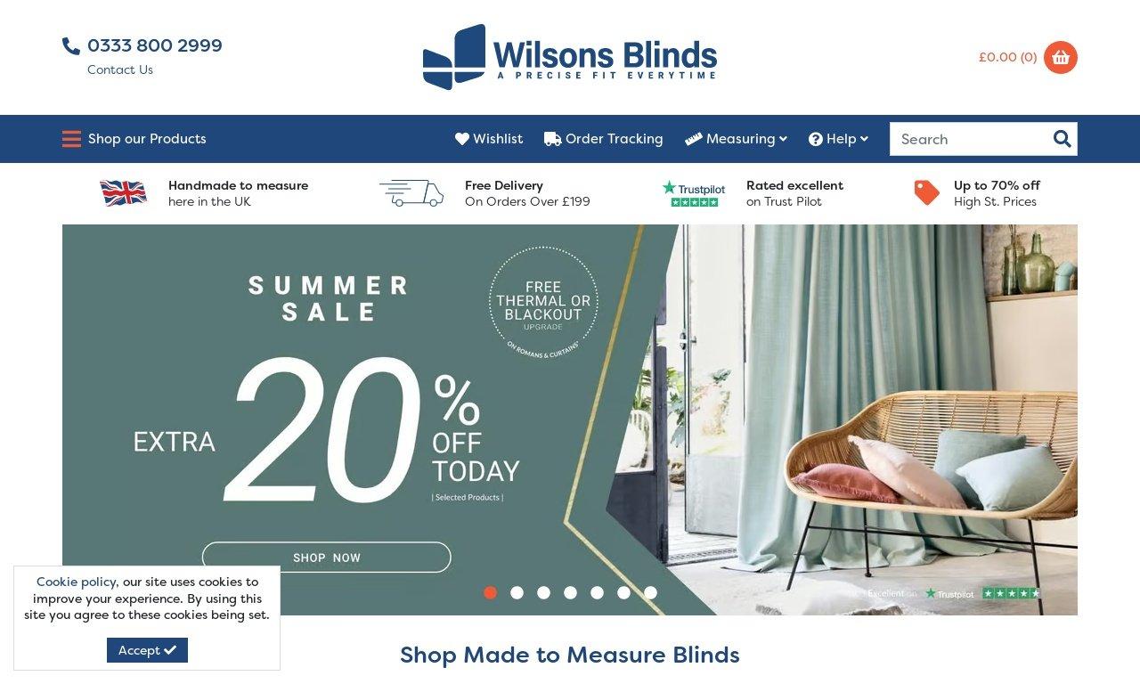 WilsonsBlinds.co.uk 1