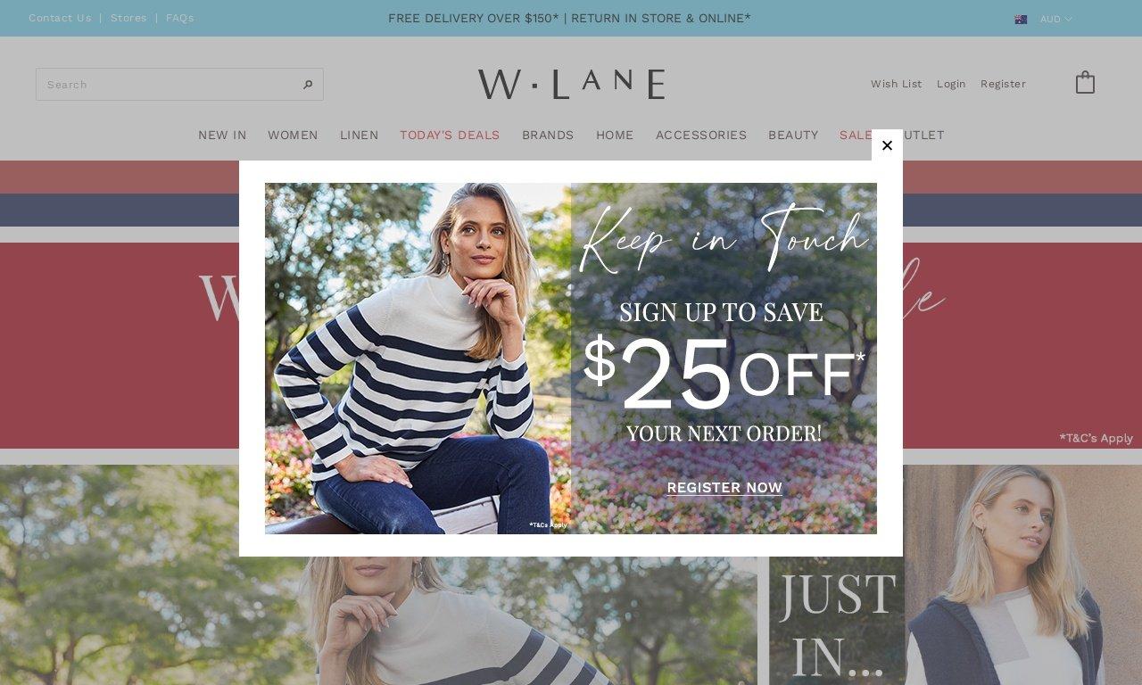 Wlane.com.au 1