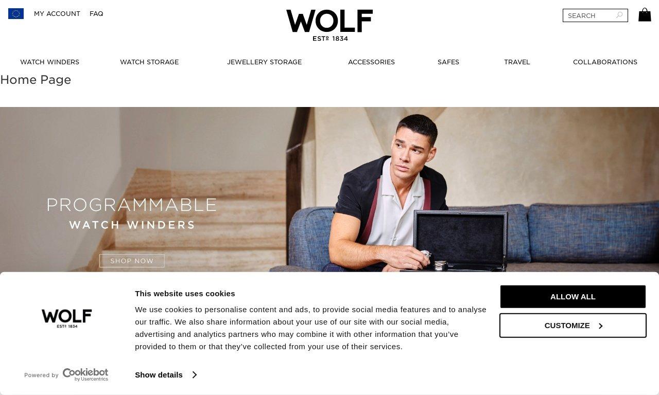 Wolf1834.com 1