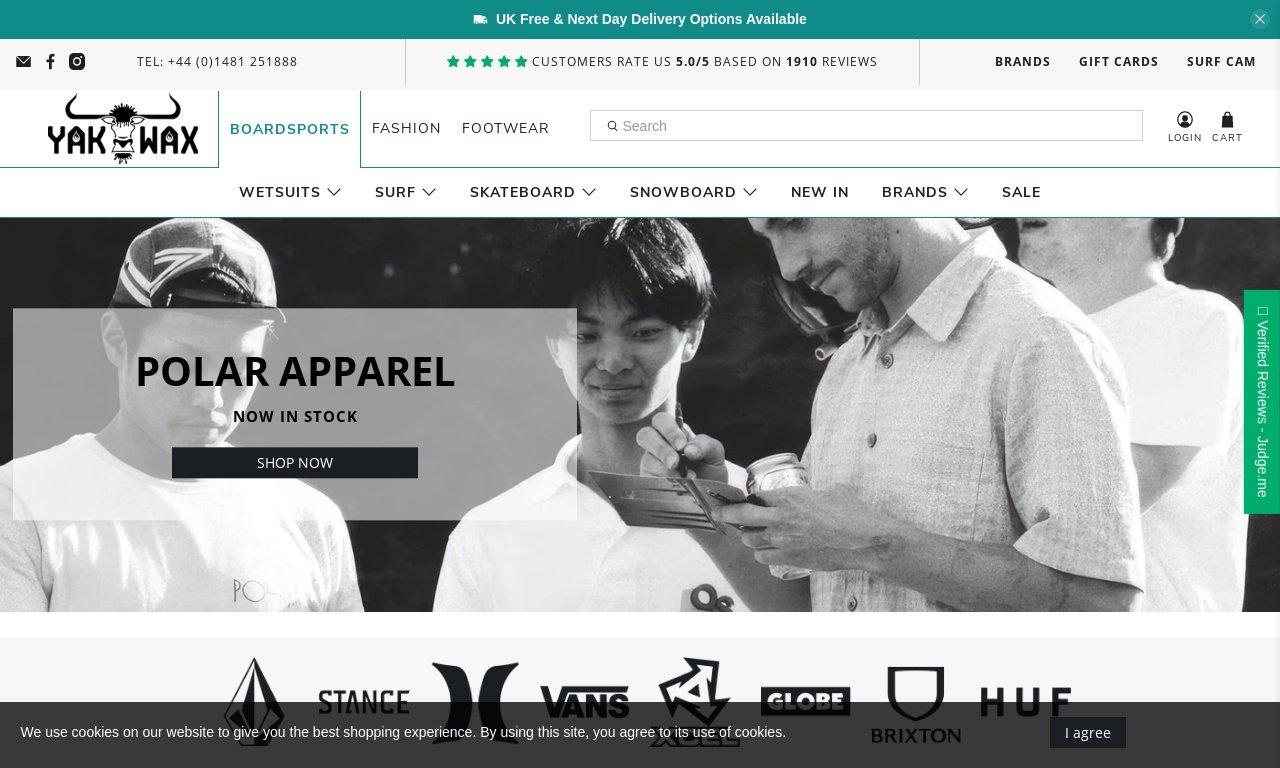 Yakwax.com 1