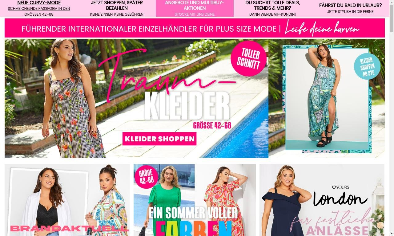 Yoursclothing.com 1