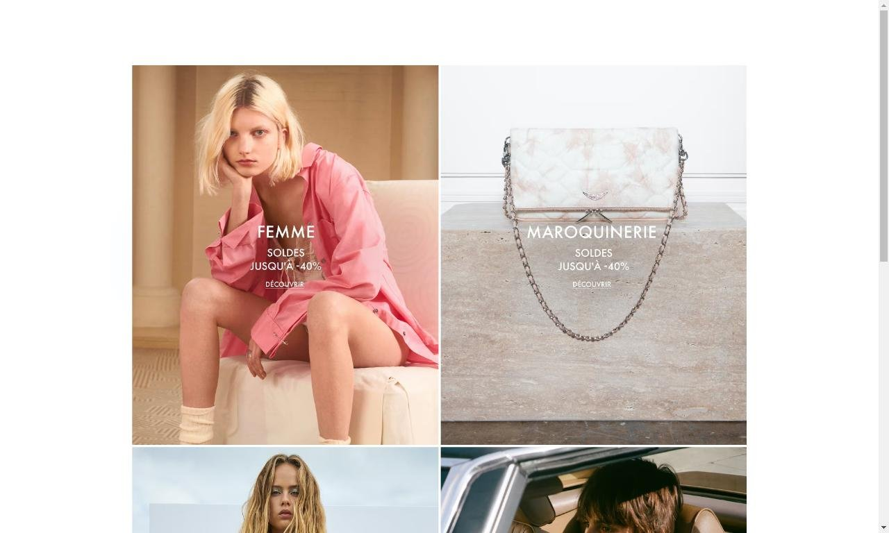 Zadig-et-voltaire.com spain 1