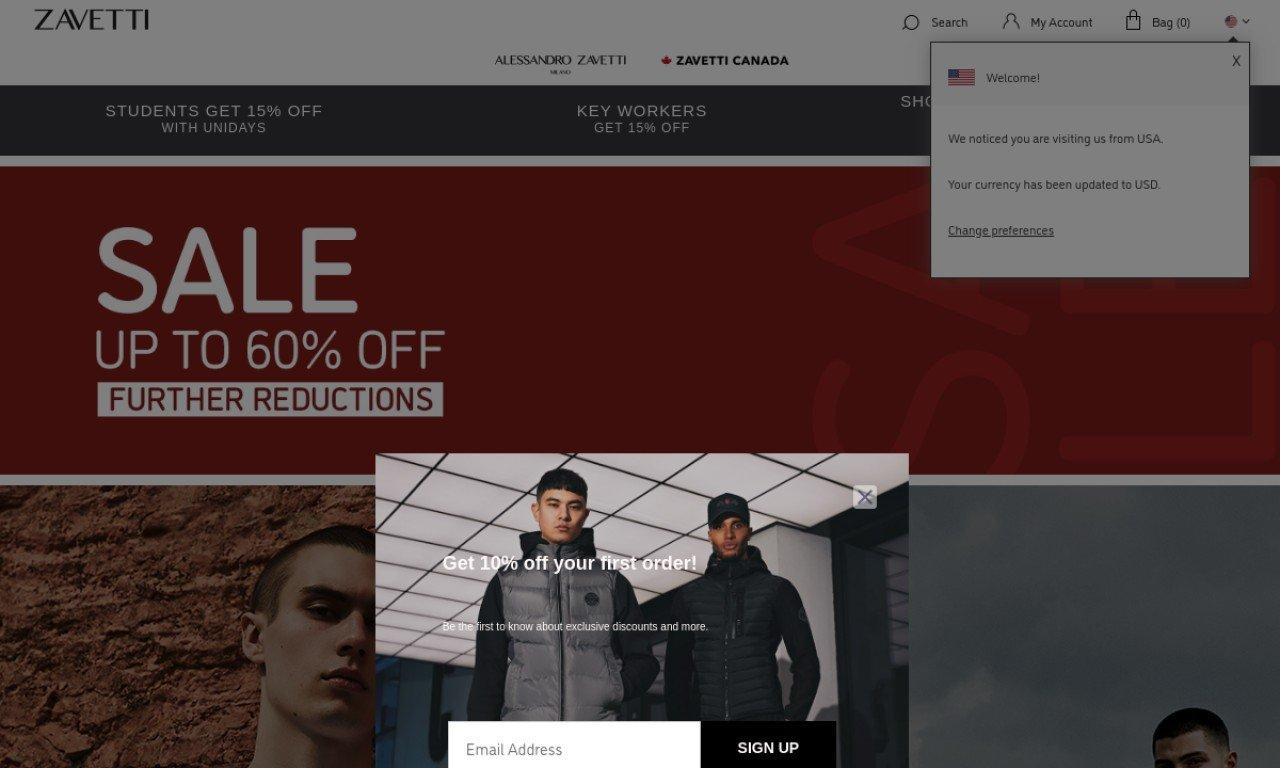 Zavetti.com 1