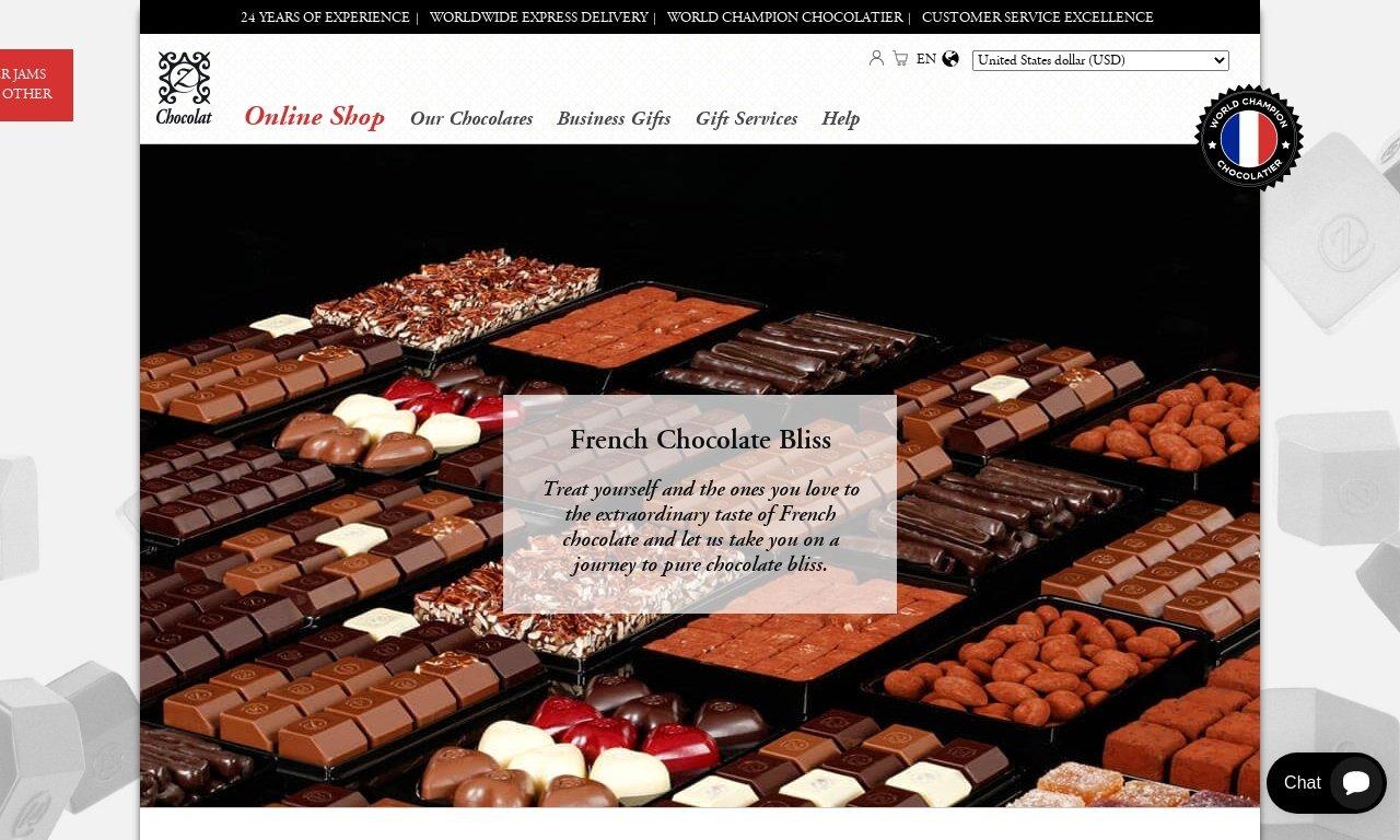zchocolat.com 1
