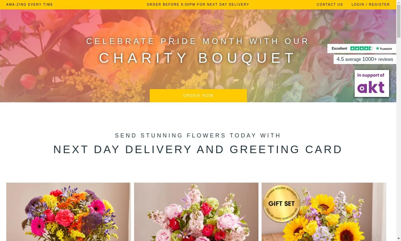 Zingflowers.com 1