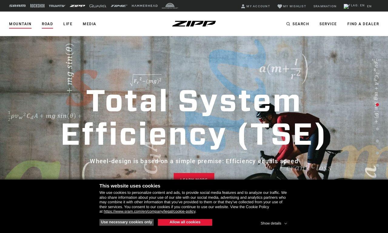 Zipp.com 1